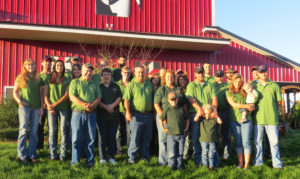 The Morgan Composting Team